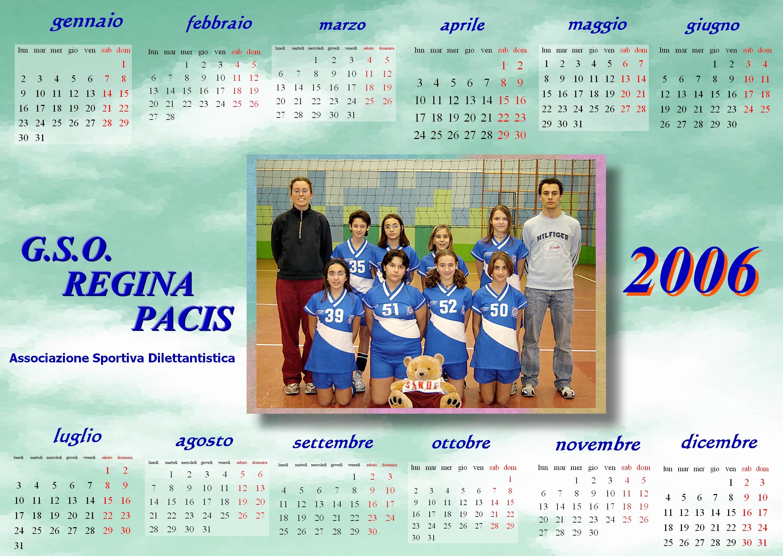 Calendario Csi Milano.Gso Regina Pacis Associazione Sportiva Dilettantistica
